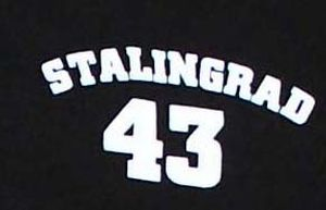 Detailansicht T-Shirt: Stalingrad 43