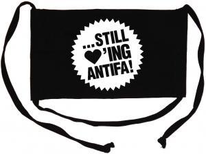 Mundmaske: ... still loving antifa!