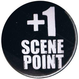 37mm Button: +1 Scene Point