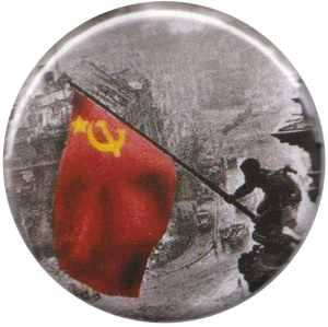 50mm Magnet-Button: 8. Mai 1945