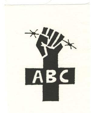 Aufnäher: ABC-Zeichen