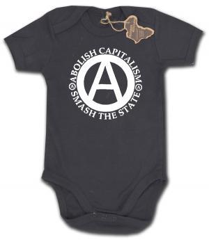 Babybody: Abolish Capitalism - Smash The State