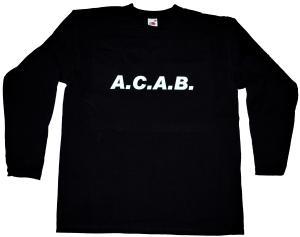 Longsleeve: A.C.A.B.