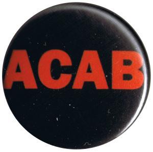 50mm Magnet-Button: ACAB