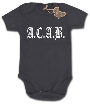 Babybody: A.C.A.B. Fraktur