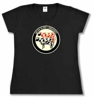 tailliertes T-Shirt: Afa bleibt Landarbeit
