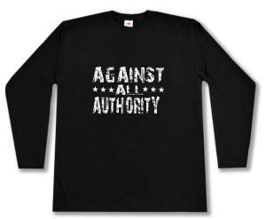 Longsleeve: Against All Authority