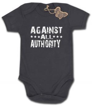 Babybody: Against All Authority