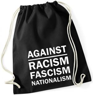 Sportbeutel: Against Racism, Fascism, Nationalism