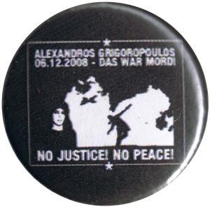 50mm Magnet-Button: Alexandros Grigoropoulos