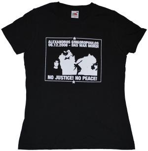 tailliertes T-Shirt: Alexandros Grigoropoulos