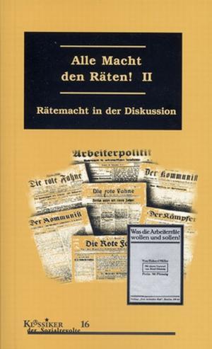 Buch: Alle Macht den Räten II