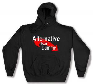 Kapuzen-Pullover: Alternative für Dumme