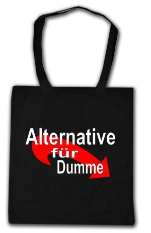Baumwoll-Tragetasche: Alternative für Dumme