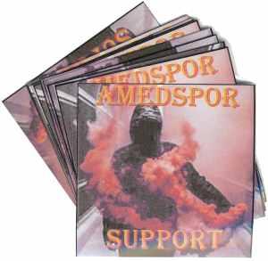 Aufkleber-Paket: Amedspor Support 2