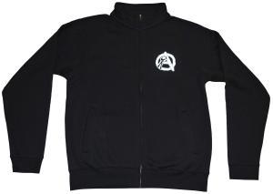 Sweat-Jacket: Anarchie Faust