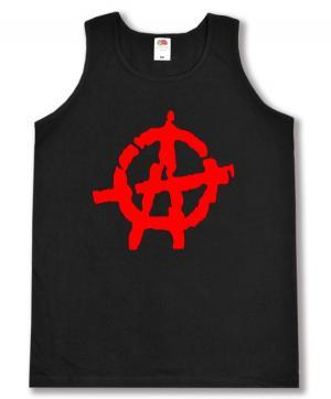 Tanktop: Anarchie (rot)