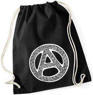 Sportbeutel: Anarchie - Tribal