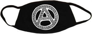 Mundmaske: Anarchie - Tribal