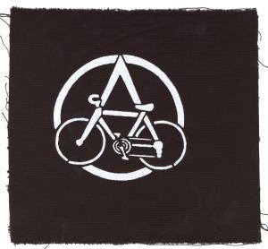 Aufnäher: Anarchocyclist