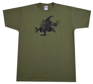 T-Shirt: Anarchy Bomb