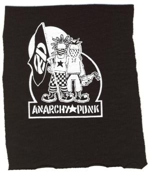 Aufnäher: Anarchy Punk