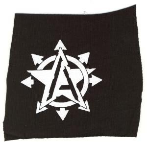 Aufnäher: Anarchy Star