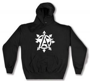 Kapuzen-Pullover: Anarchy Star