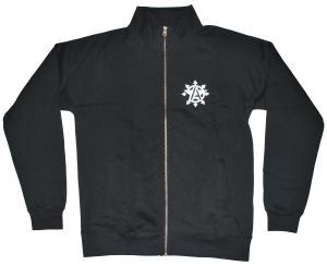 Sweat-Jacket: Anarchy Star