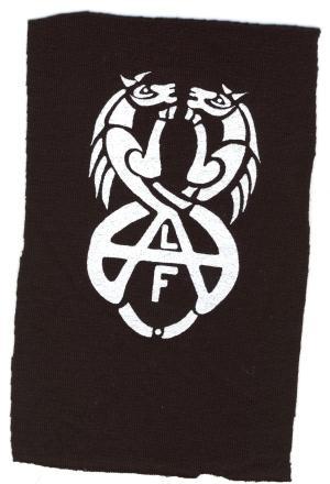 Aufnäher: Animal Liberation Front (ALF) Horses