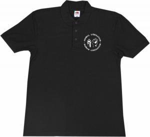 Polo-Shirt: Animal Liberation - Human Liberation