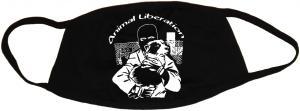 Mundmaske: Animal Liberation (Hund)