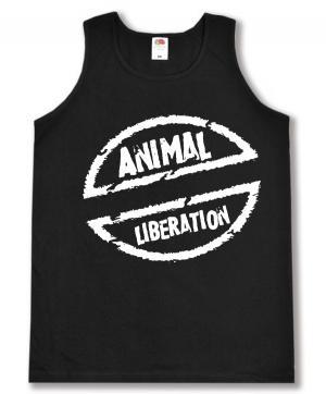 Man Tanktop: Animal Liberation