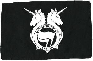 Aufnäher: Antifa Einhorn Brigade