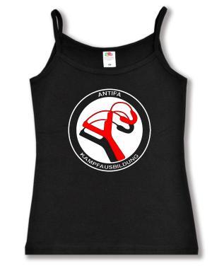 Top / Trägershirt: Antifa Kampfausbildung