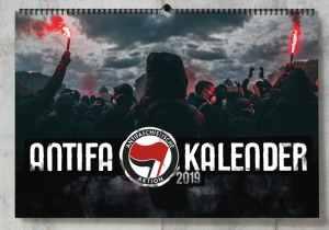 Kalender: Antifa Soli-Wandkalender 2019