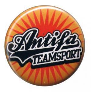 25mm Button: Antifa Teamsport