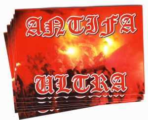 Aufkleber-Paket: Antifa Ultra