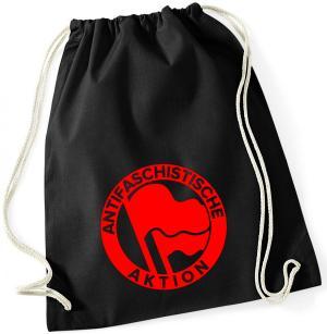 Sportbeutel: Antifaschistische Aktion (1932, rot/rot)