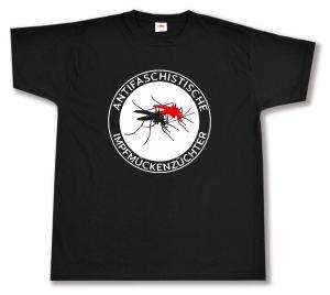 T-Shirt: Antifaschistische Impfmückenzüchter