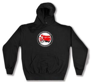 Kapuzen-Pullover: Antifaschistische Simsomfahrer