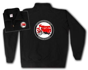 Sweat-Jacket: Antifaschistische Simsonfahrer