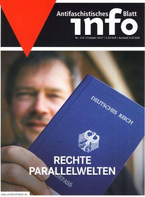 Buch: Antifaschistisches Infoblatt Nr. 114