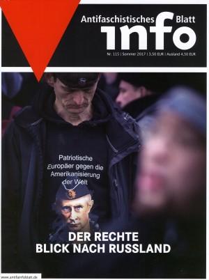 Buch: Antifaschistisches Infoblatt Nr. 115