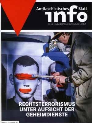 Zeitschrift: Antifaschistisches Infoblatt Nr. 116