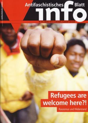 Zeitschrift: Antifaschistisches Infoblatt Nr. 97