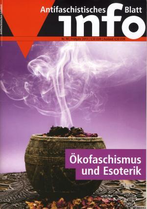 Antifaschistisches Infoblatt Nr 98 Zeitschrift