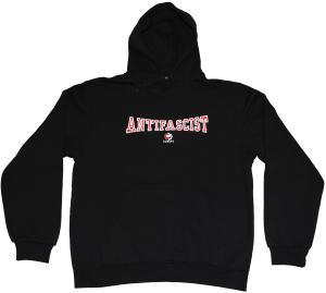 Kapuzen-Pullover: Antifascist Always