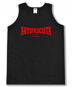 Tanktop: Antifascista siempre