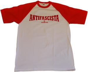 T-Shirt: Antifascista Siempre